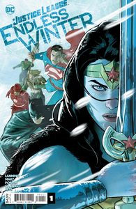 [Justice League: Endless Winter #1 (Product Image)]
