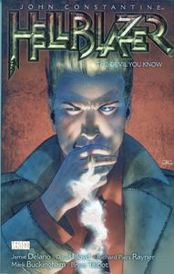 [Hellblazer: Volume 2: The Devil You Know (Product Image)]