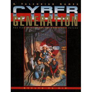 [Cyberpunk 2020: RPG: Cybergeneration (Product Image)]