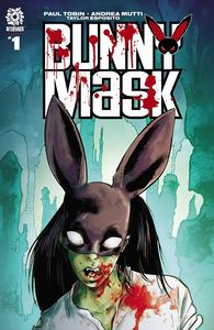 [Bunny Mask #1 (Cover A Mutti) (Product Image)]