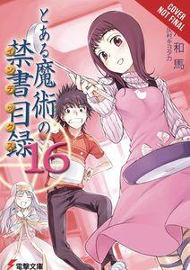 [A Certain Magical Index: Volume 16 (Light Novel) (Product Image)]