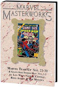 [Marvel Masterworks: Marvel Team-Up: Volume 3 (DM Variant Edition - Hardcover) (Product Image)]