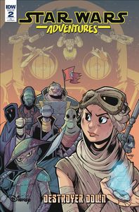 [Star Wars Adventures: Destroyer Down #2 (Charm) (Product Image)]