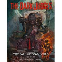[Dave Kendall and Kek-W signing Fall of Deadworld Vol. 2 (Product Image)]