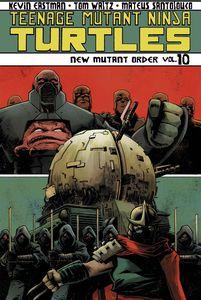 [Teenage Mutant Ninja Turtles: Volume 10: New Mutant Order (Product Image)]