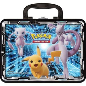[Pokemon: Collector Chest (2019): Armored Mewtwo Pikachu Chariz (Product Image)]