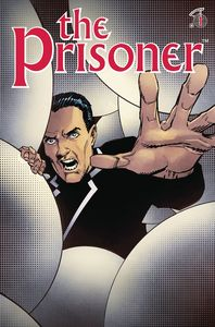 [The Prisoner #1 (Cover E Mccrea) (Product Image)]