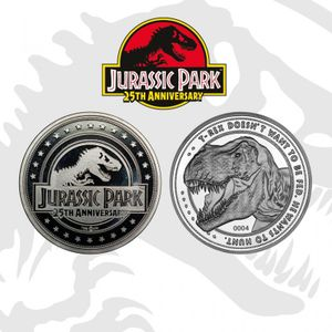 [Jurassic Park: Collector's Coin: T-Rex (Product Image)]