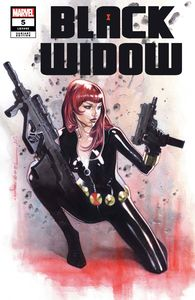 [Black Widow #5 (Coipel Variant) (Product Image)]