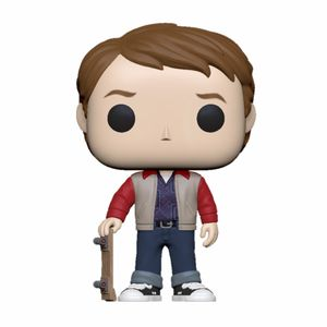 [Back To The Future: Pop! Vinyl Figure: Marty 1955 (Product Image)]