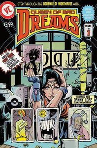 [Queen Of Bad Dreams #1 (Cover B) (Product Image)]