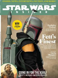 [Star Wars Insider #206 (Newsstand) (Product Image)]