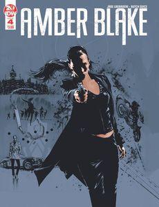 [Amber Blake #4 (2nd Printing) (Product Image)]