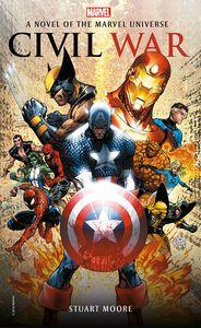 [A Novel Of The Marvel Universe: Civil War (Product Image)]