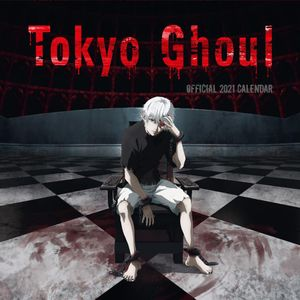 [Tokyo Ghoul: 2021 Square Wall Calendar (Product Image)]