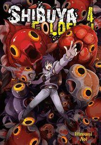 [Shibuya Goldfish: Volume 4 (Product Image)]