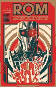 [Rom & The Micronauts (Product Image)]