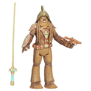 [Star Wars: Black Series: Wave 3 Action Figures: Merumeru (Product Image)]