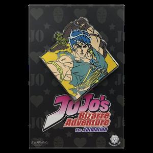 [Jojo's Bizarre Adventure: Enamel Pin: Jonathan Joestar (Product Image)]