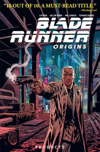 [Blade Runner: Origins: Volume 1: Products (Product Image)]