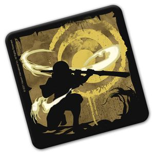 [Avatar The Last Airbender: Coaster: Wind Element (Product Image)]