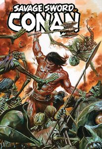 [Savage Sword Of Conan: Volume 1: Cult Of Koga Thun (Product Image)]