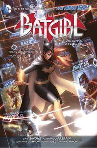 [Batgirl: Volume 5: Deadline (Product Image)]