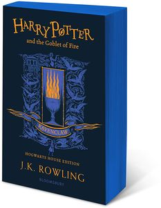 [Harry Potter & The Goblet Of Fire (Ravenclaw Edition) (Product Image)]