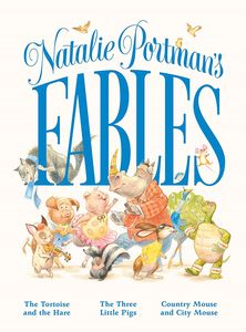 [Natalie Portman's Fables (Signed Edition Hardcover) (Product Image)]