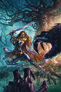[Belle: Beast Hunter #5 (Cover A Quah) (Product Image)]
