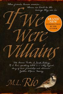 [If We Were Villains (Signed Hardcover Edition) (Product Image)]