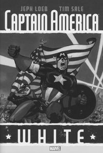 [Captain America: White (Hardcover) (Product Image)]