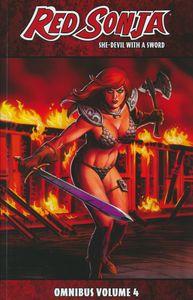 [Red Sonja Omnibus: Volume 4 (Product Image)]