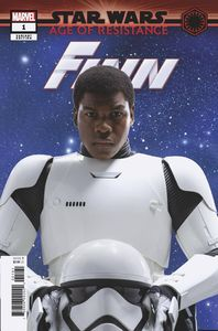[Star Wars: Age Of Rebellion: Finn #1 (Movie Variant) (Product Image)]
