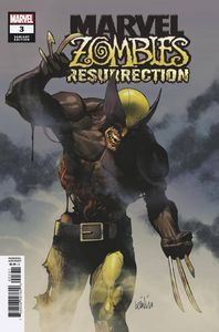 [Marvel Zombies: Resurrection #3 (Leinil Francis Yu Variant) (Product Image)]