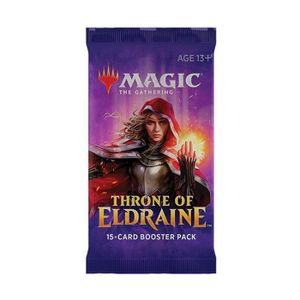 [Magic: The Gathering: Throne Of Eldraine: Booster Pack (Product Image)]