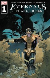 [Eternals: Thanos Rises #1 (Product Image)]