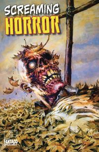[The cover for Screaming Horror #1]