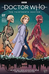 [Doctor Who: 13th Doctor #7 (Cover A Anwar) (Product Image)]