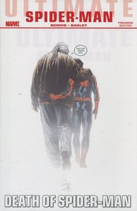 [Utimate Comics: Spider-Man: Death Of Spider-Man (Premier Edition Hardcover -  Quesada Cover) (Product Image)]