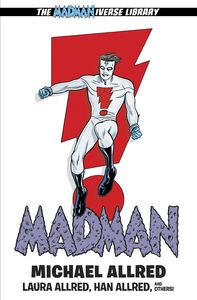 [Madman: Library Edition: Volume 2 (Hardcover) (Product Image)]