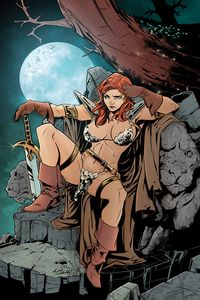 [Red Sonja #19 (Cover D Miracolo) (Product Image)]