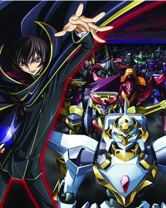[Code Geass: Lelouch Of The Rebellion: Volume 8 (Product Image)]