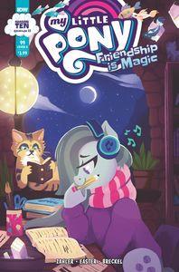 [My Little Pony: Friendship Is Magic #99 (Cover B Justasuta (C: 1) (Product Image)]