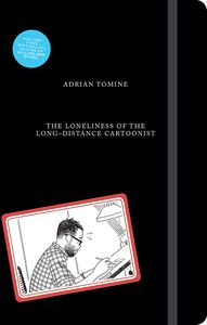 [The Loneliness Of The Long-Distance Cartoonist (Hardcover) (Product Image)]