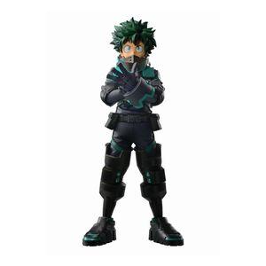[My Hero Academia: Ichibansho Movie World Heroes Mission Statue: Izuku Midoriya (Product Image)]