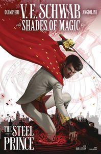 [Shades Of Magic #2 (Steel Prince Cover B Ianniceillo) (Product Image)]