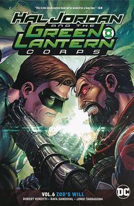 [Hal Jordan & The Green Lantern Corps: Volume 6: Zods Will (Product Image)]