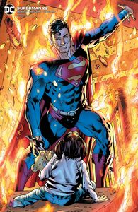 [Superman #22 (Bryan Hitch Variant Edition) (Product Image)]