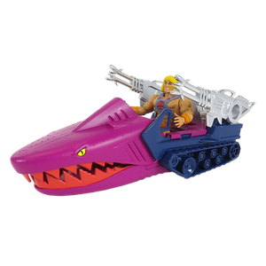 [Masters Of The Universe Origins: Action Figure Vehicle: Land Shark (Product Image)]